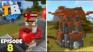Truly Bedrock Episode 8! Better Villager Trades! Minecraft Bedrock Survival Let's Play!