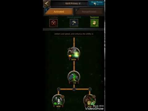 Clash Of Kings Skill Points Tutorial | CoK Skill Points Setup | Fast Gathering | Fast Leveling