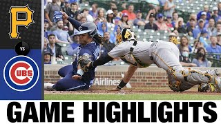Pirates vs. Cubs Game Highlights (9/3/21)