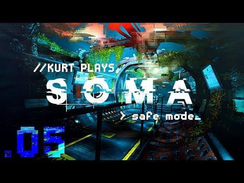 SOMA: Safe-Mode - 05 - Am I a Robot?