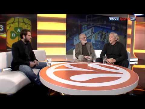 Novasports - Super Euroleague [Συριγος Vs Γιατζογλου]