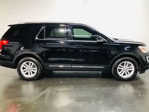 2016 Ford Explorer XLT (Dallas, Texas)