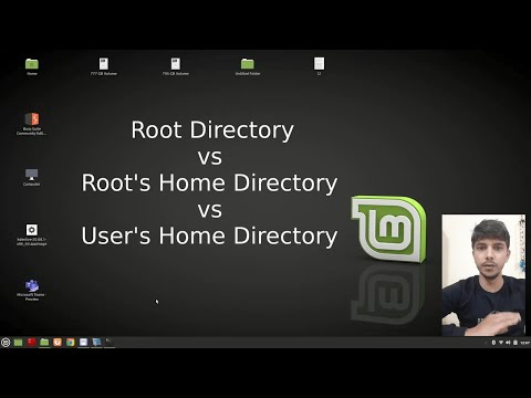 root directory vs root home directory vs normal user home directory | pwd & whoami command in linux