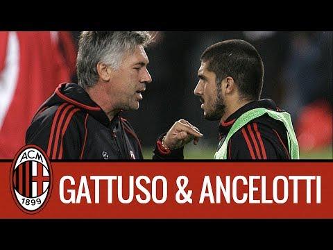 Gattuso & Ancelotti