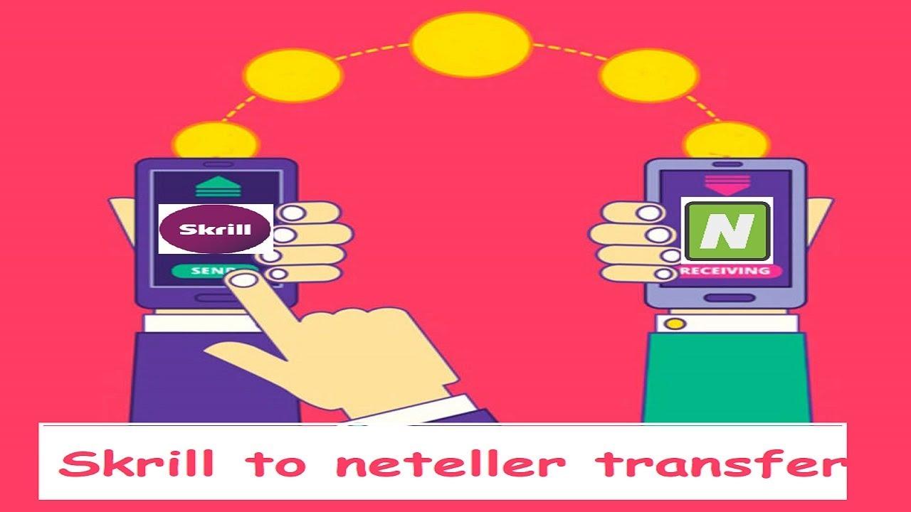 skrill to Neteller transfer| how to transfer money from skrill to neteller in Hindi