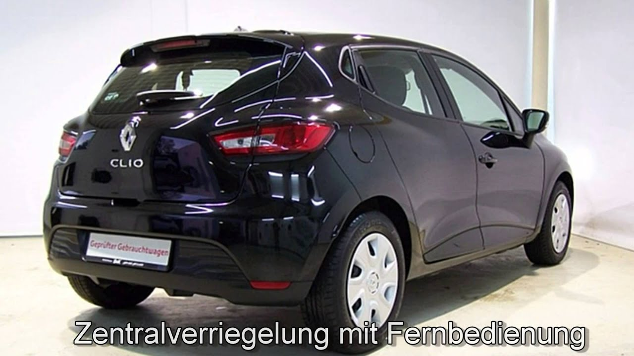 renault clio 1 2 16v 75 expression 149615 autohaus s k neu wulmstorf youtube. Black Bedroom Furniture Sets. Home Design Ideas