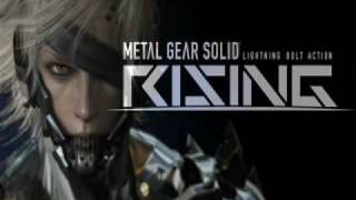 Metal Gear Solid Rising Announced for PC and X360