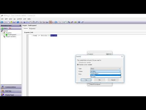 IEC 61131 Structured Text Programming - YouTube