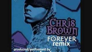 "chris brown ""forever"" remix produced/performed by fred aragon"