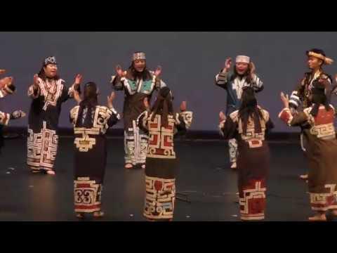 イオマンテリムセ=熊送りの踊りアイヌ民族文化財団