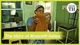 The story of Muscoth halwa