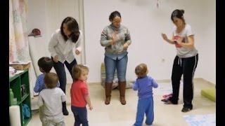арт-терапия для детей, видео