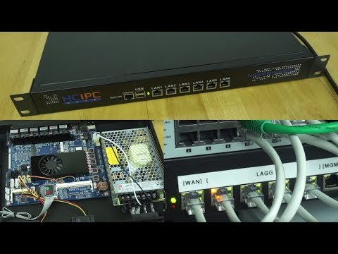 The Perfect Budget Router? Sub £200 1U Server from Aliexpress