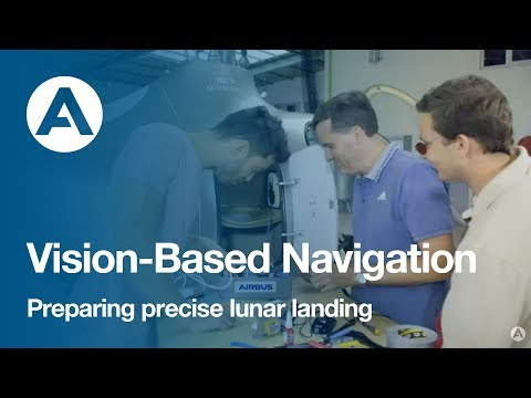 Vision-Based Navigation: Preparing Precise Lunar Landing.