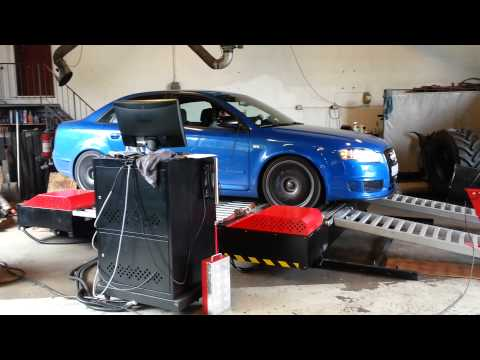 Audi A4 dtm revo tuning