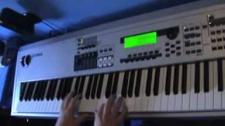 Piano Cover - Rhiannon (Fleetwood Mac)
