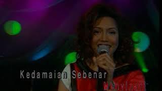 KEDAMAIAN#ZIANA ZAIN#MALAYSIA#POP#LEFT