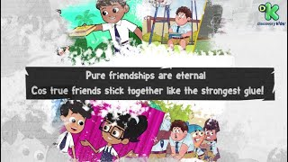 Friendship Day with Discovery Kids