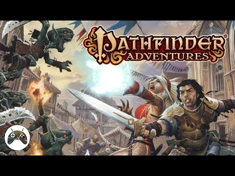 Pathfinder Adventures - Android Gameplay HD