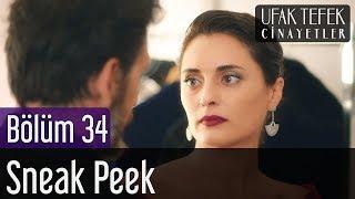 Ufak Tefek Cinayetler 34. Bölüm - Sneak Peek