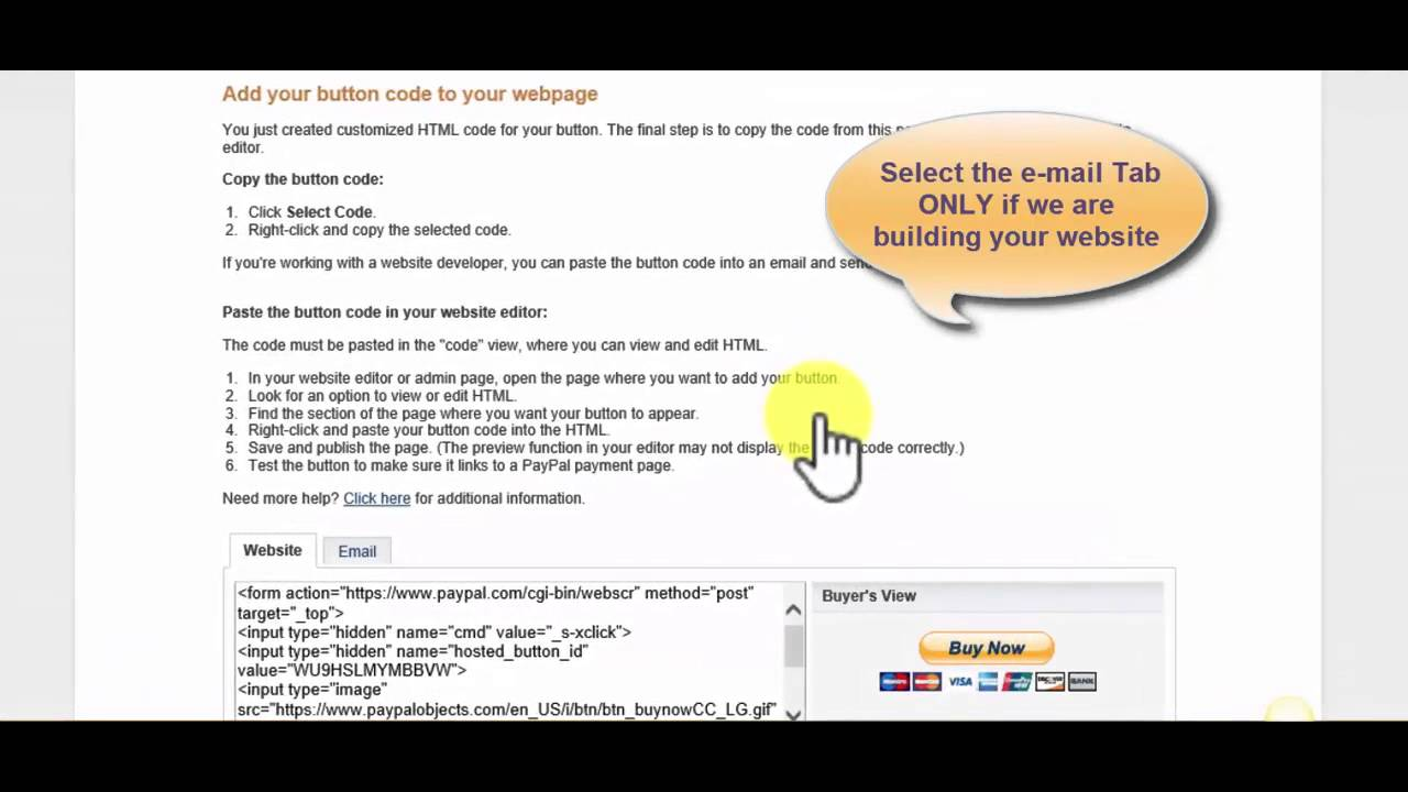 How to Setup Paypal Business Account Email Processing System (2016 ...