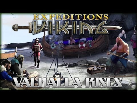 The Halls of Valhalla | Expeditions: Viking  | Let's Play Expeditions Viking Part 1