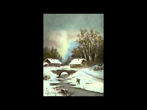 Старые открытки к Рождеству