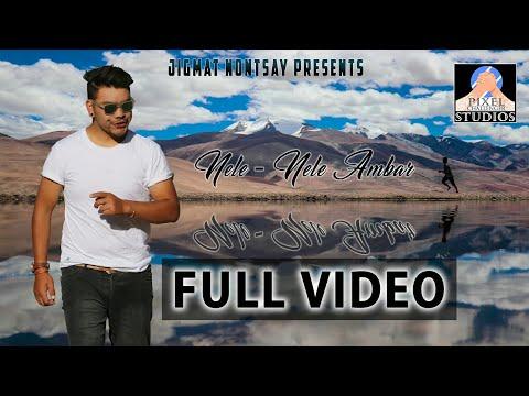 NELE NELE AMBAR PAR || FULL VIDEO|| COVER SONG || JIGMAT LADAKHI || PIXEL CHALLENGER || 2018