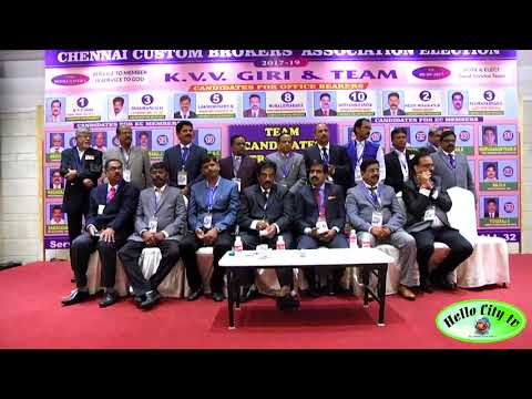 City Events |  K.V.V.Giri & Team Contesting for election of C.C.B.A (2017 to 2019)