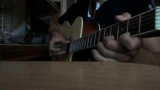 Гимн России (под гитару)