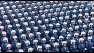 Китайцы маршируют