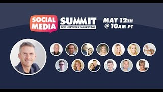 Rob Sperry, Social Media Expert, will be a Part of the Live Online Social Media Summit