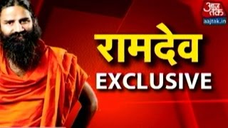 Ramdev Exclusive On Religion & Yoga, Surya Namaskar, Maggi Noodles, & More