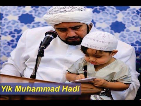 Merdu Sholawat Adfaita Yik Muhammad Hadi Cucu Habib Syekh Bin Abdul Qodir Assegaf