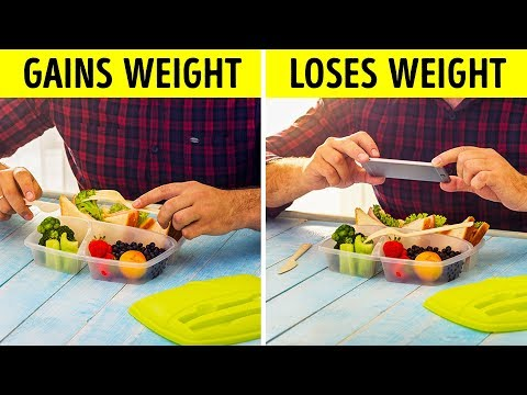 10  Unusual Habits to Lose Weight Without Diet or Exercise