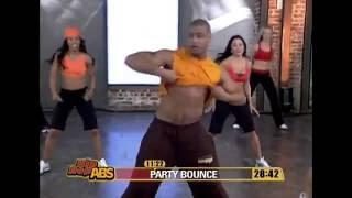 Кардио тренировка с Шоном Ти, секрет похудения.