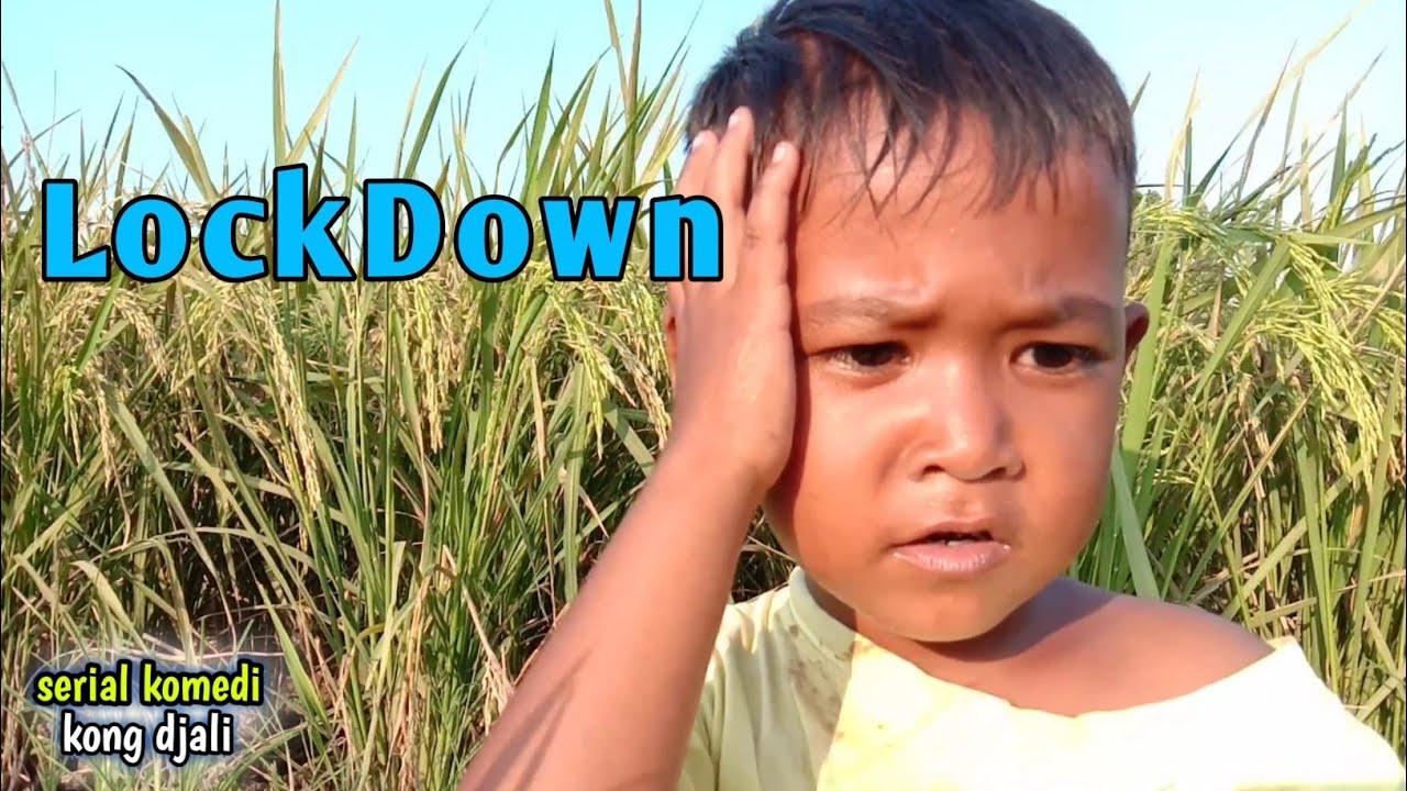 LOCKDOWN INDONESIA LUCU ( Lockdown nya bocah Bekasi ...