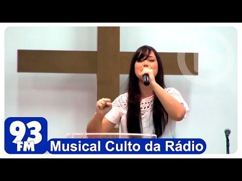 Ariely Bonatti - Musical Culto da Rádio - Metade Do Filho
