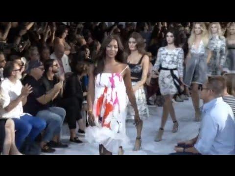 DVF & Tracy Reese – NY Fashion Week 2014