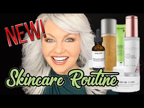 new-skincare-routine-for-fall-|-anti-aging-for-our-skin!