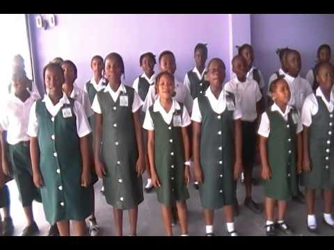 Song of Guyana's Children - Success Elementary School