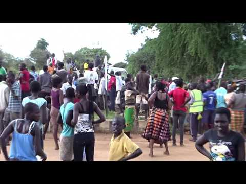 Election time in Kaabong, Northern Uganda