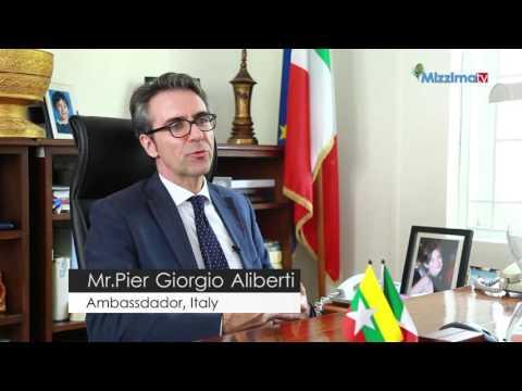 Exclusive Interview with Italian Ambassador