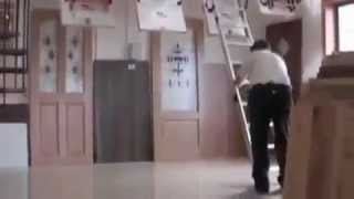 Чердачные лестницы складные своими руками и готовые: видео-обзор