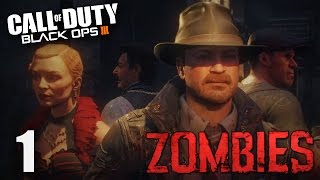 Penis Pumps, Tentacle Monsters, & Zombies Oh My! (COD: Blops 3 Zombies #1)