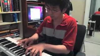 Theme from 101st Marriage Proposal Piano Solo by Andrew M.