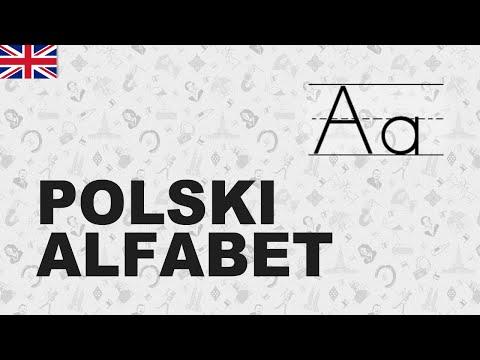 Polish Alphabet & Pronunciation (Polski alfabet)