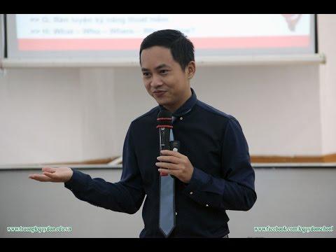 Kiến thức sức khỏe sinh sản vị thành niên-TS.Nguyễn Hoàng Khắc HIếu