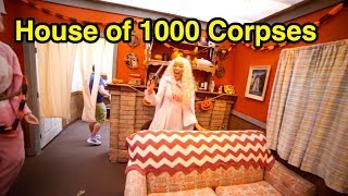 [NEW] House of 1000 Corpses - Halloween Horror Nights 2019 (Universal Studios Hollywood, CA)