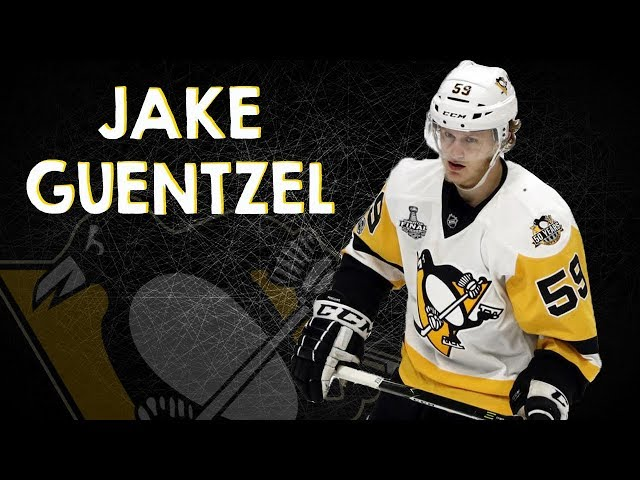 Jake Guentzel Ultimate Highlights | Tribute | HD